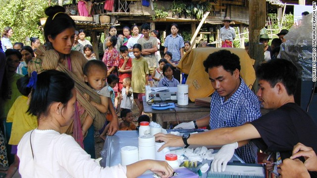 Shoklo Malaria Research Unit is on the frontline of the battle against malaria in Southeast Asia. It was established in 1986 in the Shoklo refugee camp on the Thai-Burma border.