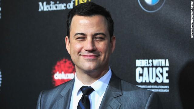 Jimmy Kimmel challenges Ellen's selfie record