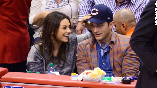 "Mila Kunis and Ashton Kutcher are making room for a new addition. A friend of the couple <a href='http://celebritybabies.people.com/2014/03/23/mila-kunis-pregnant-expecting-first-child-ashton-kutcher/' target='_blank'>told People magazine</a> that they're expecting their first child together and they're overjoyed. ""They are both very, very happy,"" the friend said, also shooting down rumors of twins."