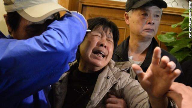 El 'desafío inexpresable' para las familias del desaparecido vuelo 370