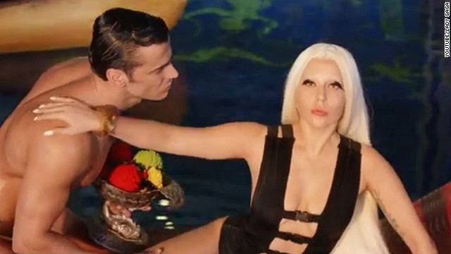 Watch: Lady Gaga's music video for  'G.U.Y.'
