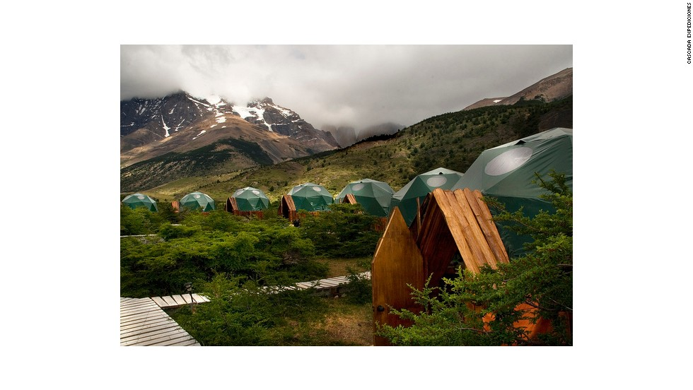 EcoDome Patagonia, Chile