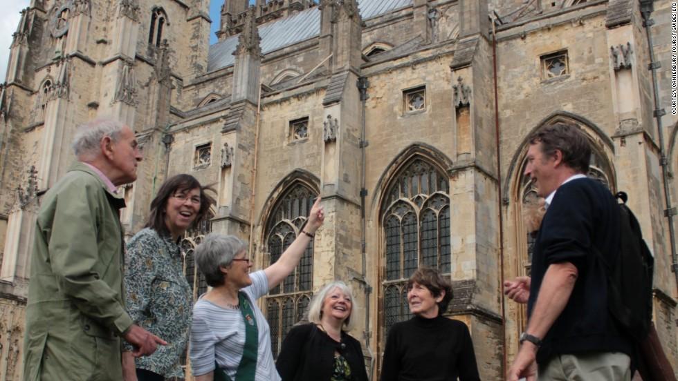 Catedral de Canterbury (Kent, Reino Unido)