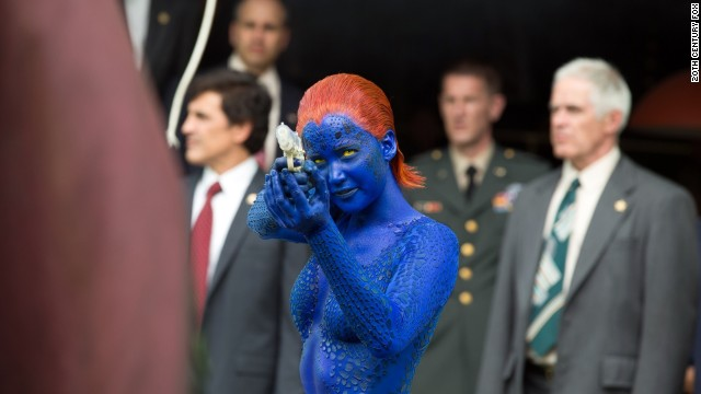Watch: 'X-Men: Days of Future Past' trailer