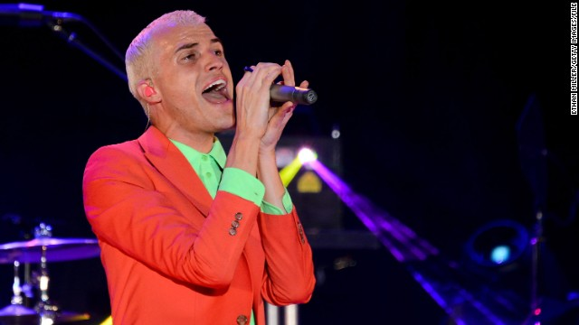 "In a March issue of Rolling Stone, Neon Trees frontman Tyler Glenn reveals that he's gay. ""I've always felt like I'm an open book, and yet obviously I haven't been completely,"" Glenn says in the feature."