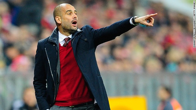 Bayern's heavy defeat raised question marks over Guardiola's tactics.