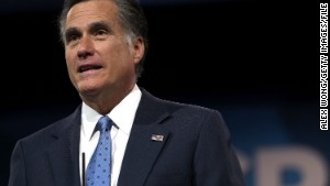 Romney: Obama 'busy doing other things'