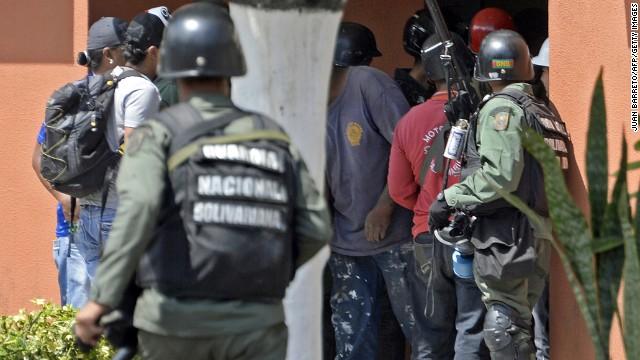 ¿La Guardia Nacional de Venezuela realiza allanamientos sin orden judicial?