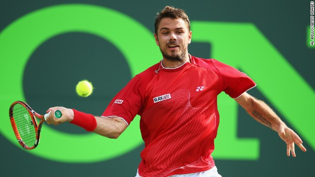 Stanilas Wawrinka has never reached the quarterfinals in Miami.