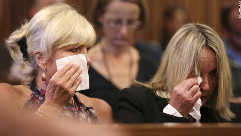 El jucio contra Oscar Pistorius