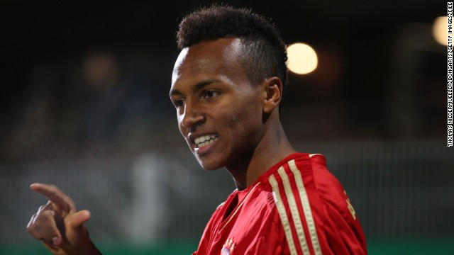 On Monday FIFA cleared winger Julian Green to play for the United States, despite him having previously represented Germany at various youth levels. The 18-year-old could make his debut in next week's friendly against Mexico.