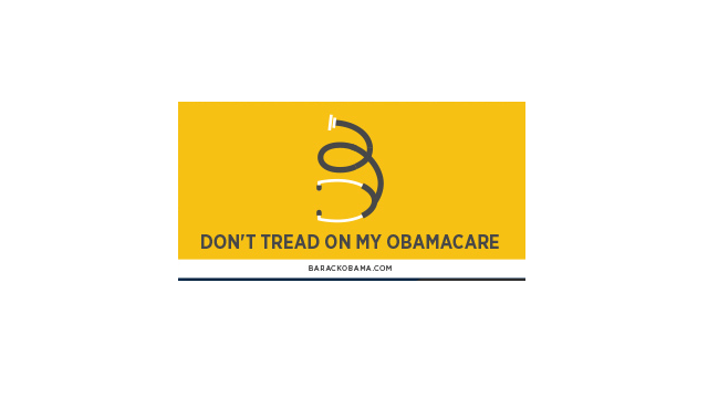 Tea party says OFA remake of its symbol is trolling