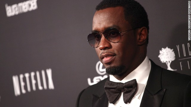 Sean Combs, seen here in January 2014, is resuming his use of his