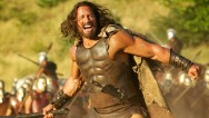 "To convincingly yell ""I am Hercules!"" in his new action movie, Dwayne ""The Rock"" Johnson had to do more than warm up his vocal chords."
