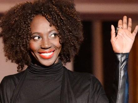 Adama Paris to fashion industry: 'Stop discrimination, black is beautiful'