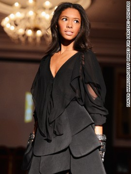 Now, Paris is gearing up for a new venture -- the launch of a fashion TV channel.