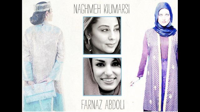 Iranian fashion designers <a href='http://naghmehkiumarsi.com/'>Naghmeh Kiumarsi</a> and <a href='https://www.facebook.com/POOSHdesign' target='_blank'>Farnaz Abdoli</a> have drawn international attention recently for collections that shake up old standards and show another side of Iranian women. Both designers' collections are dominated by colorful prints, interpreted silhouettes and lightweight fabrics, a cognizant, forward-thinking aesthetic that suits the climate and state dress codes.