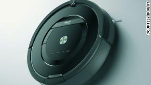 iRobot\'s newest Roomba 880 vacuum cleaning robot