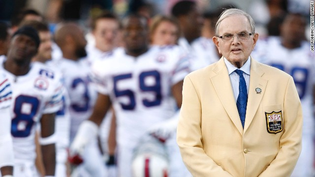 <a href='http://ift.tt/1dnVUM1'>Ralph C. Wilson Jr.</a>, the founder and longtime owner of the NFL's Buffalo Bills, died at age 95, the team announced March 25.