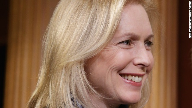 Kirsten Gillibrand insists that Hillary Clinton run in 2016