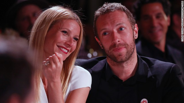 """It is with hearts full of sadness that we have decided to separate,"" Gwyneth Paltrow and Chris Martin wrote on Paltrow's site Goop in a March 25 post titled ""<a href='http://www.goop.com/journal/be/conscious-uncoupling ' target='_blank'>Conscious Uncoupling</a>."" The A-list pair, who have been married for 10 years, <a href='http://www.people.com/people/article/0,,20802287,00.html' target='_blank'>reportedly took a ""breakup moon"" in the Bahamas</a> following their surprising announcement."