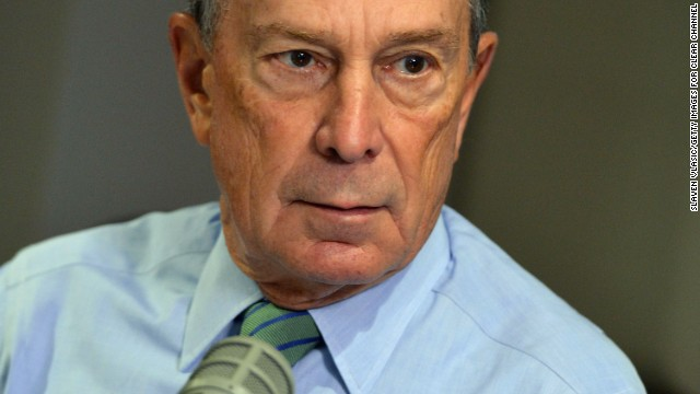 Bloomberg flies to Israel to protest FAA ban