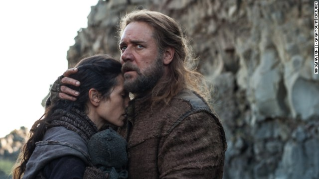 "Jennifer Connelly and Russell Crowe star in ""Noah,"" a $"