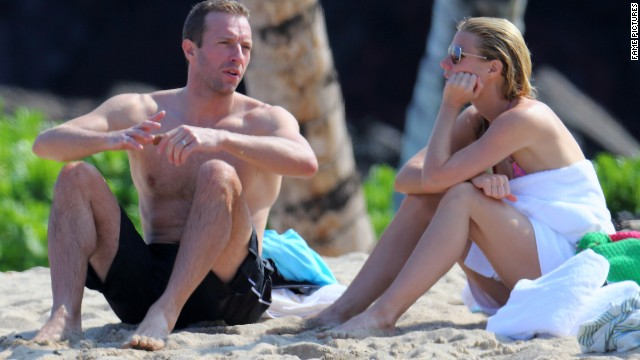 Gwyneth Paltrow and Chris Martin appreciate you