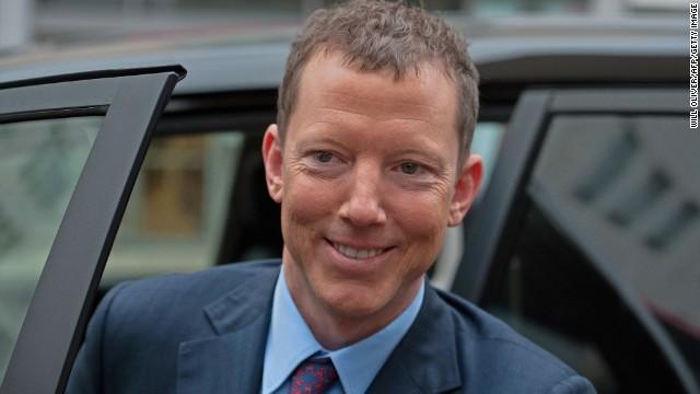 British financier Nathaniel Rothsc