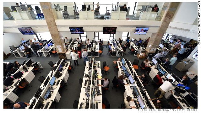 Pew: Online news organizations have created 5,000 jobs