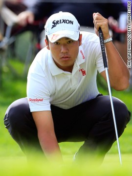 The top-ranked Asian player is Japan's Hideki Matsuyama -- a former world amateur No. 1 and winner of the low amateur prize at Augusta in 2011. He and Thailand's Thongchai Jaidee are expected to lead Asia's charge.