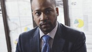 "Columbus Short's wife swears the ""Scandal"" actor threatened to kill her and himself with a knife last week."