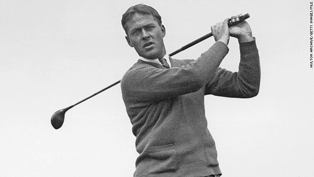 MacKenzie was enlisted to design Augusta by golf's leading Bobby Jones who, after announcing his shock retirement in 1930 at the peak of his powers, wanted to build a course where he could play with his friends away from the spotlight.