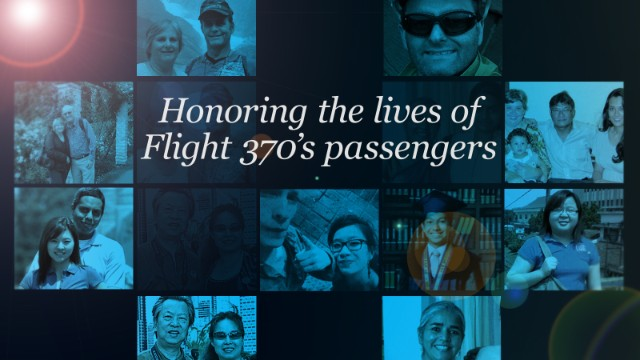AC360: Remembering the passengers of Flight 370