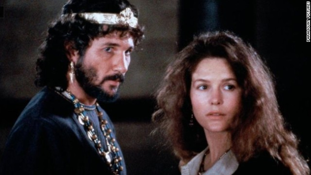 "<strong>""King David"" (1985):</strong> From ""American Gigolo"" to the Bible. This drama follows the life of David and was panned by critics mostly for the casting of Richard Gere in the starring role. Gere was hot off his acclaimed performance in ""An Officer and a Gentleman"" when he took the role, which marked one of the actor's big early career mishaps."