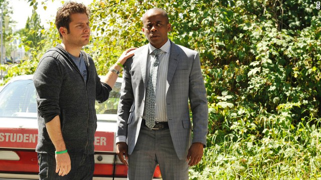 James Roday and Dule Hill appear in the series finale of USA's