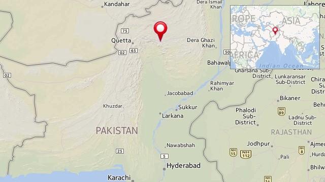 Balochistan's Loralai district