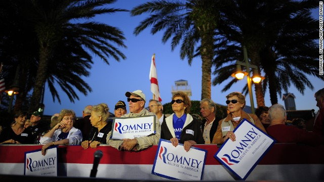 Politicians have long known what the Census has confirmed: The Villages in Florida has votes.
