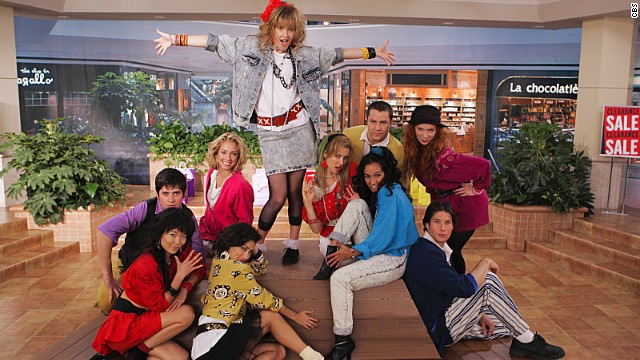 "The second season of the show had a major twist when it turned out that Robin's fear of malls was actually due to her past as a Canadian pop star (whose hit song was ""Let's Go to the Mall,"" naturally). Robin Sparkles' resulting <a href='http://www.youtube.com/watch?v=IY_bhVSGKEg&feature=kp' target='_blank'>music video</a> remains one of the funnier sitcom moments in recent years, and Robin's ""Sparkles"" persona has returned several times over the seasons."