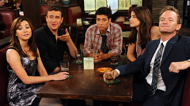 "After nine seasons of running gags, touching scenes, flashbacks and flash-forwards, the series finale of ""How I Met Your Mother"" airs on March 31. So we couldn't possibly name only 20 most memorable moments from the show, could we? Challenge accepted!"