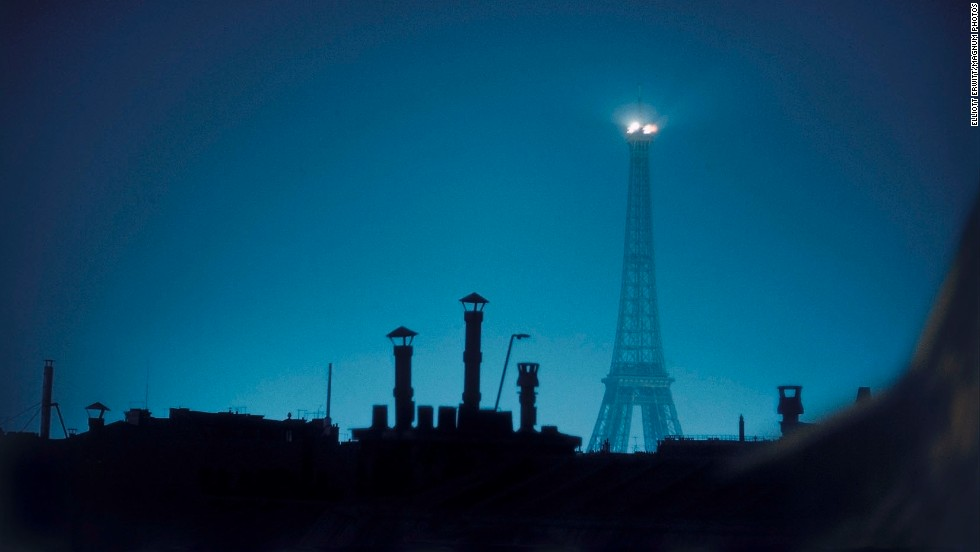 La Torre Eiffel a través de los años