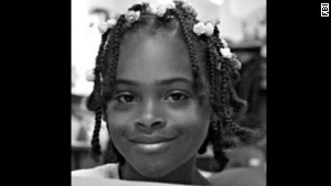 Relisha Tenau Rudd, 8, is described as an African-American female, 4 feet tall, weighing approximately 70 to 80 pounds.