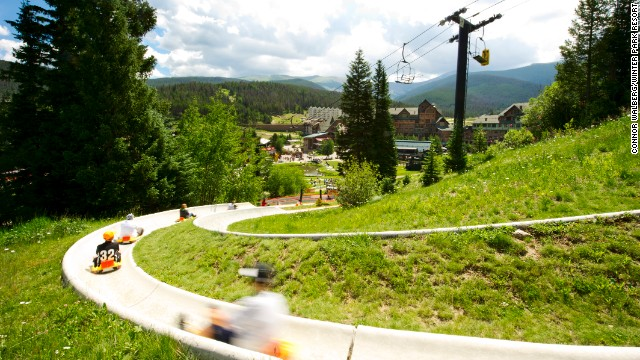 An alpine slide, a climbing wall and skiing and snow tubing help make <a href='http://www.winterparkresort.com' target='_blank'>Winter Park Resort </a>in Colorado a top kid-friendly spot. It's ranked No. 2 among Gogobot Travelers' Favorites award winners for best kids attractions in the U.S.