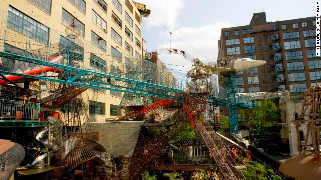 City Museum, St. Louis