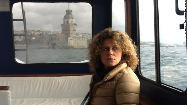 "Neslihan Erdogan, 36, is a real estate executive who returned to Turkey in 2010 after ten years in the U.S. She said: ""I came to Turkey because I got fooled by the phony atmosphere of stability AKP has created. I was so happy I was here for the Gezi protests but now I go back and forth between feeling hope and despair. When I heard that the<a href='http://edition.cnn.com/2013/12/25/world/europe/turkey-resignations/'> officials who got arrested for corruption got released recently</a>, that was enough to decide to go back to the U.S."""