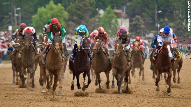 One of the most-watched sporting events of the year, the Kentucky Derby takes place in May. But you can leave your hat behind to see a horse race at Churchill Downs any time of the year.
