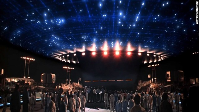 """Close Encounters of the Third Kind"" from 1977 remains a sci-fi favorite."