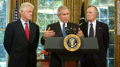 American Empires: The Bushes and the Clintons