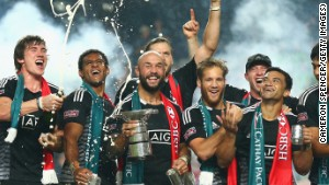 All Blacks triumph in Hong Kong
