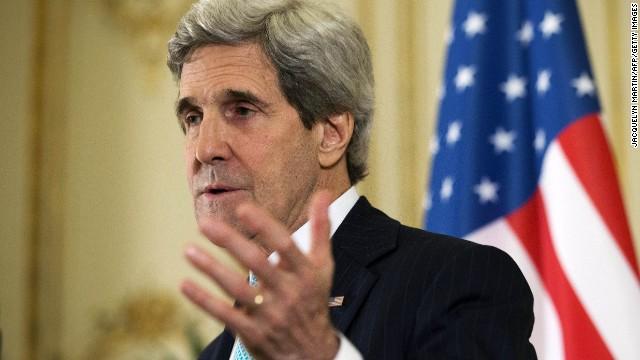 Kerry: Rusia apoya una solución diplomática a la crisis en Ucrania